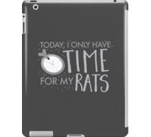 Yoday, I only have time for my RATS iPad Case/Skin