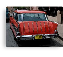 Sweet Ride!! Canvas Print