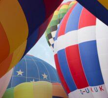 Balloon 7 Sticker