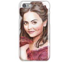 Clara Oswald (Doctor Who) - Victorian Era iPhone Case/Skin