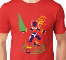 Mega Man Zero Splattery Shirt & iPhone Case Unisex T-Shirt