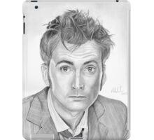 Doctor Who - David Tennant iPad Case/Skin