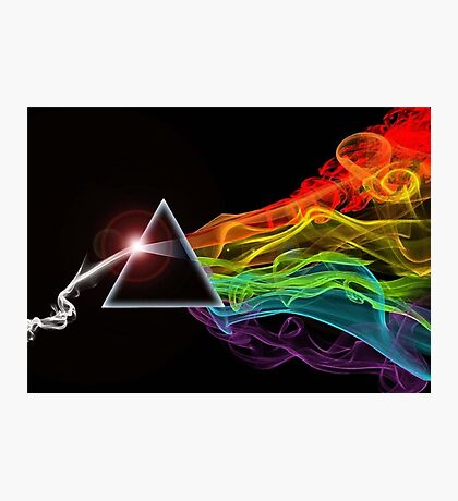 Pink Floyd – The Dark Side Of The Moon Photographic Print