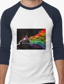 Pink Floyd – The Dark Side Of The Moon Men's Baseball ¾ T-Shirt