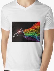 Pink Floyd – The Dark Side Of The Moon Mens V-Neck T-Shirt