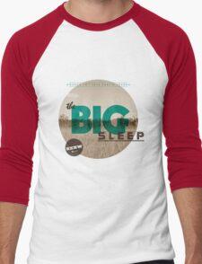 The Big Sleep Tee Men's Baseball ¾ T-Shirt