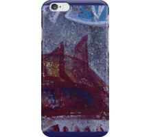 Graffiti Dogs Head iPhone Case/Skin