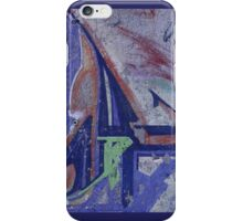 Graffiti Green Sign iPhone Case/Skin
