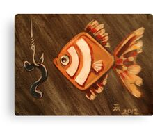 RSS Fish Canvas Print