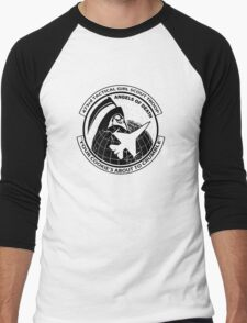 Girl Scout Parody Men's Baseball ¾ T-Shirt