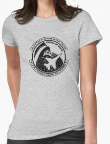 Girl Scout Parody Womens Fitted T-Shirt