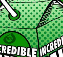 "The Incredible ""MILK"" Sticker"