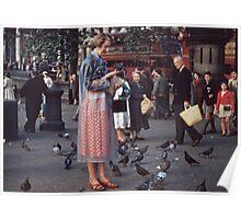 Trafalgar Square 19570903 0004 Poster