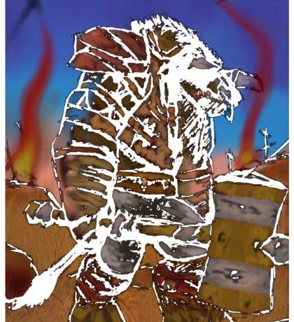 Tauren Of War Sticker