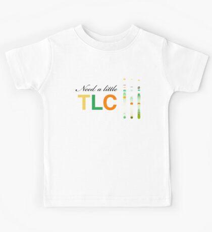 Need a little TLC - thin layer chromatography Kids Tee