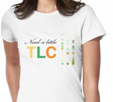 Need a little TLC - thin layer chromatography Womens Fitted T-Shirt