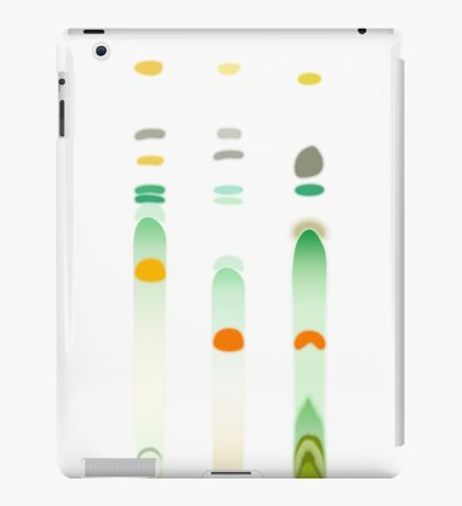 Need a little TLC - thin layer chromatography iPad Case/Skin