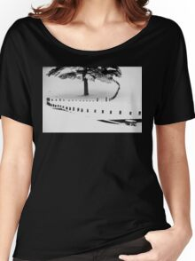 Dominoes.... Women's Relaxed Fit T-Shirt
