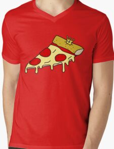 Just Pizza Queen ♥ Sassy/Trendy/Hipster/Tumblr Meme Mens V-Neck T-Shirt