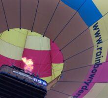 Balloon 9 Sticker