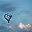 Balloon 12 by Rebecca Cozart