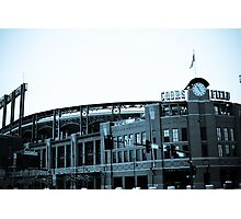 Coors Field Photographic Print