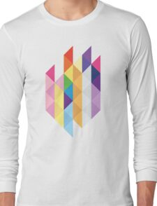 My Little Pony - Mane Six Abstraction I Long Sleeve T-Shirt