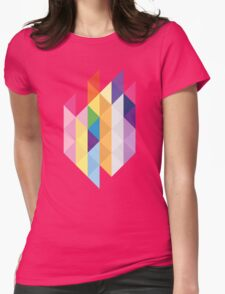 My Little Pony - Mane Six Abstraction I Womens Fitted T-Shirt