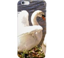 Guess Who's Boss! iPhone Case/Skin