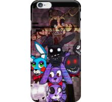 Fnaf - All bonnies iPhone Case/Skin