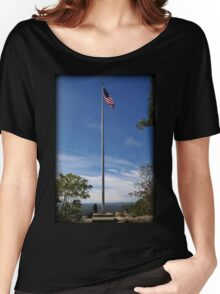 On Top Of The World Women's Relaxed Fit T-Shirt