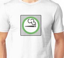 Toking Allowed Unisex T-Shirt