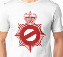 Not My Division - Badge Only Edition Unisex T-Shirt