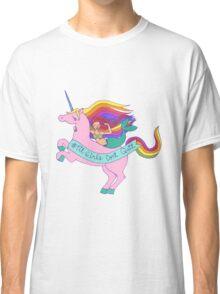 Fit girls don't quit Classic T-Shirt