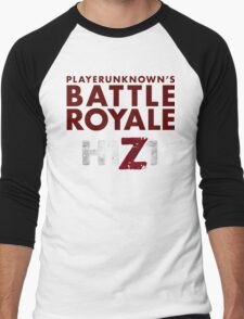 H1Z1 BATTLE ROYALE Men's Baseball ¾ T-Shirt