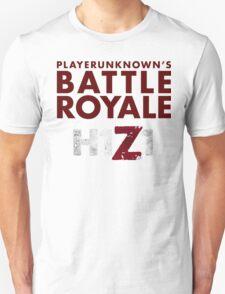H1Z1 BATTLE ROYALE Unisex T-Shirt