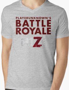 H1Z1 BATTLE ROYALE Mens V-Neck T-Shirt