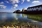 The Stour Estuary Manningtree Essex by Darren Burroughs