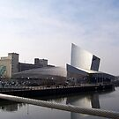 THE WAR MUSEUM SALFORD QUAYS by annieannie
