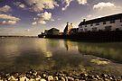 The Stour Estuary Manningtree Essex England by Darren Burroughs