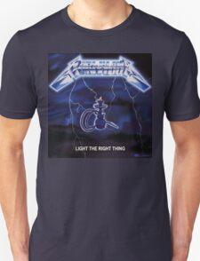 MARIJUANA - Light the Right Thing T-Shirt