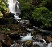 Neidong Falls by Cameron B