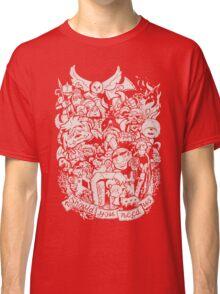 Old Friends (warm tones) Classic T-Shirt
