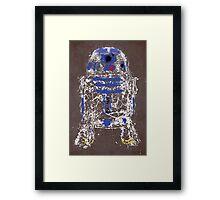 R2 Framed Print
