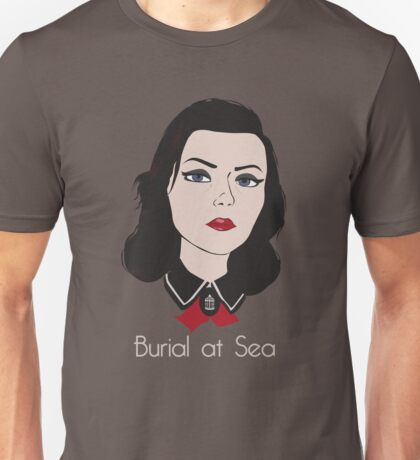Bioshock Infinite - Elizabeth - Burial At Sea Unisex T-Shirt
