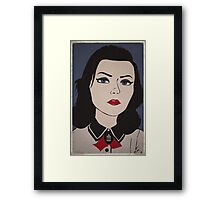 Bioshock Infinite - Elizabeth - Burial At Sea Framed Print