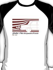 Alfa Romeo Giulia: l'ha disegnata il vento (designed by the wind) T-Shirt
