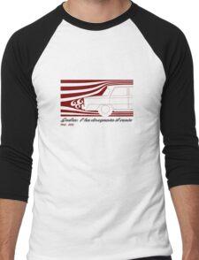 Alfa Romeo Giulia: l'ha disegnata il vento (designed by the wind) Men's Baseball ¾ T-Shirt