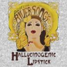 &quot;Professor River Song&#x27;s Hallucinogenic Lipstick&quot; by Monica Lara