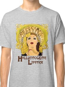 """Professor River Song's Hallucinogenic Lipstick"" Classic T-Shirt"